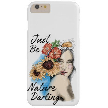 Natural Face Barely There iPhone 6 Plus Case