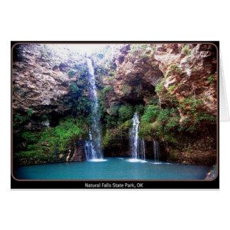 Natural Falls Card