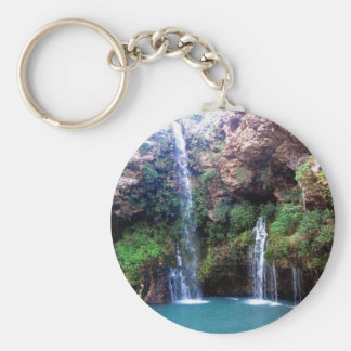 Natural Falls Keychain