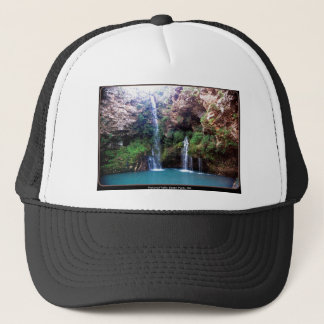 Natural Falls Trucker Hat