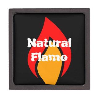 Natural Flame Medium Gift Box