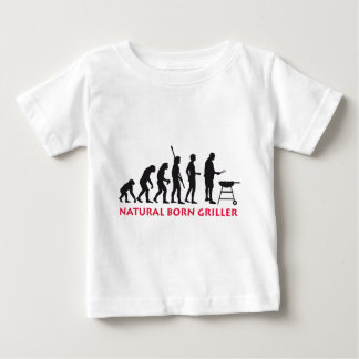Natural fount Griller 2C Baby T-Shirt