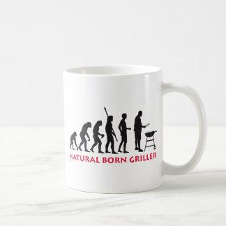 Natural fount Griller 2C Coffee Mug