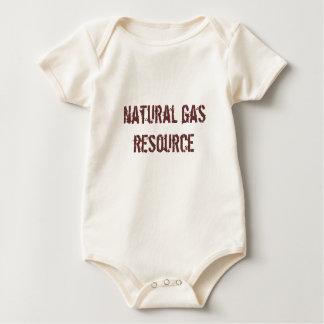 natural gas resource baby bodysuit