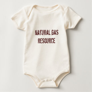 natural gas resource baby bodysuits