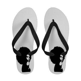 Natural Girl Flip-Flops