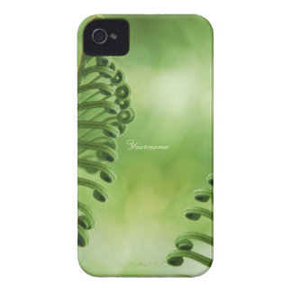 Natural, Green Blackberry case