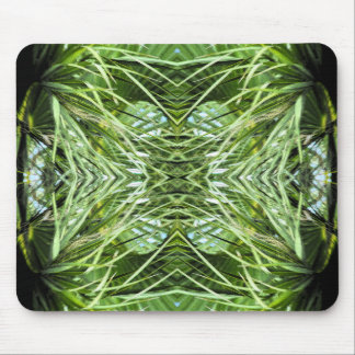 natural green mouse pad