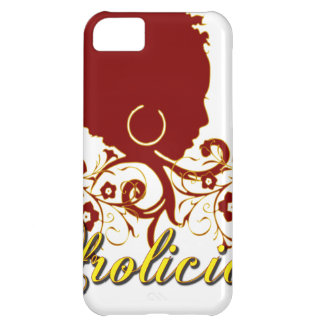 Natural Hair:Afrolicious Cover For iPhone 5C