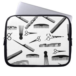 Natural Hair Fashion Laptop Sleeve