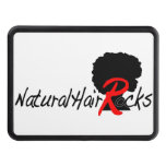 Natural Hair Rocks Hitch cover