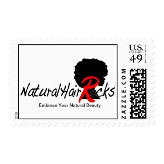 Natural Hair Rocks Stamps