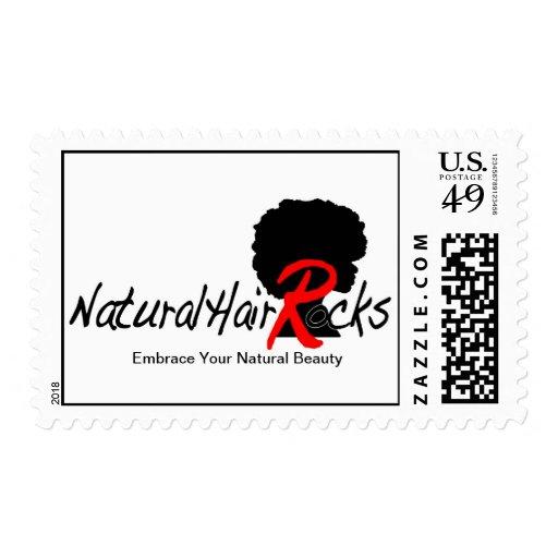 Natural Hair Rocks Stamps