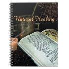 Natural Healing Notebook