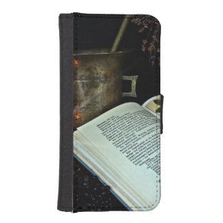 Natural Healing Phone Wallet Cases