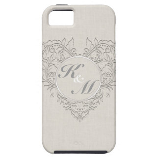 Natural HeartyChic iPhone SE/5/5s Case