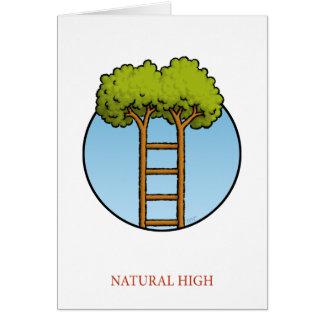 Natural High Card
