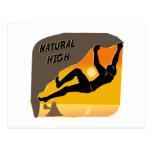 Natural High Postcard