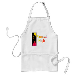 Natural High T-shirts and Gifts. Aprons