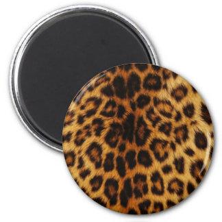 Natural Leopard Spots Magnet