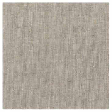 """Beach Themed Natural Linen (54"""" width) Fabric"""