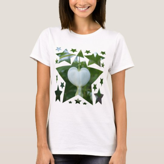 Natural Love for you Dicentra flower T-Shirt