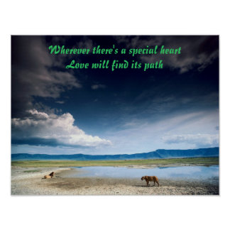 Natural love posters