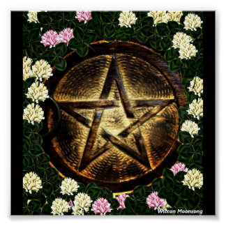 Natural Magick Poster