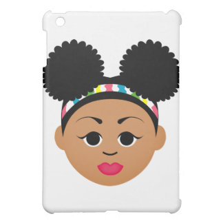 Natural Me Collection (Afro Puff Girl) iPad Mini Case