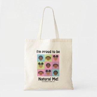 Natural Me Kids by MDillon Designs Tote Bag