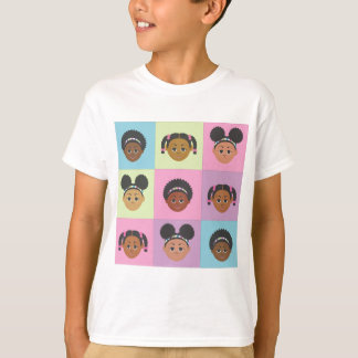 Natural Me Kids by MDillon Designs T-Shirt
