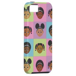 Natural Me TOUGH Case-Mate by MDillon Designs iPhone SE/5/5s Case
