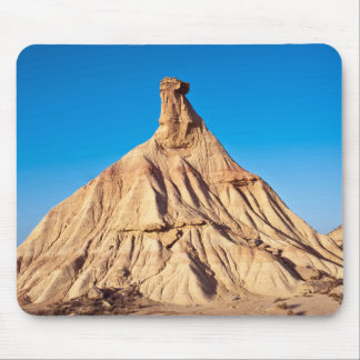 Natural monument of capricious forms, Bardenas Mouse Pad