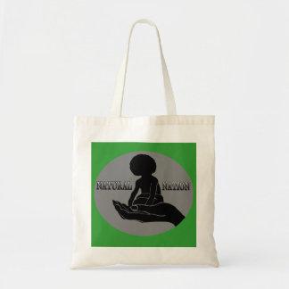 Natural Nation Tote Bags