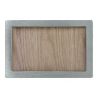 Natural Oak (Photo - Not Made of Wood) Belt Buckle