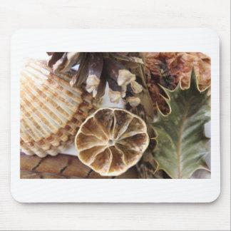 natural objects mouse pad