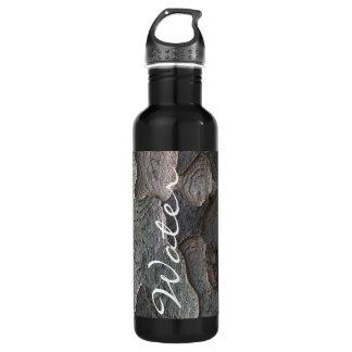 Natural, Organic Tree Bark Water Bottle