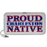 Natural orgulloso de Charleston Mp3 Altavoces