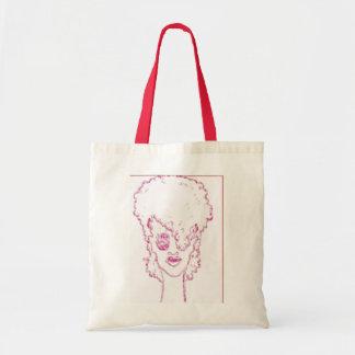 Natural Outline Tote Bag
