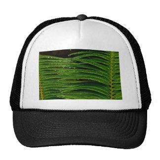 Natural Pattern Mesh Hats