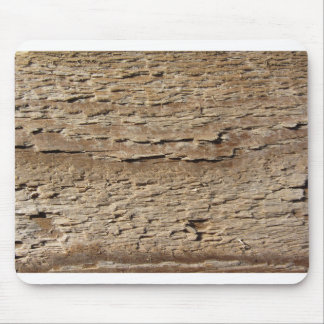 Natural pine wood texture background mouse pad