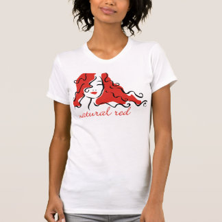 Natural red T-Shirt