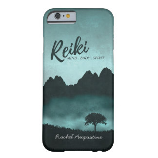 Natural Reiki Master and Yoga Mediation instructor Barely There iPhone 6 Case