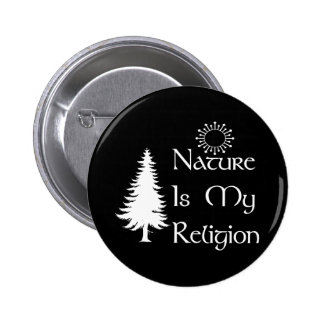 Natural Religion Pin