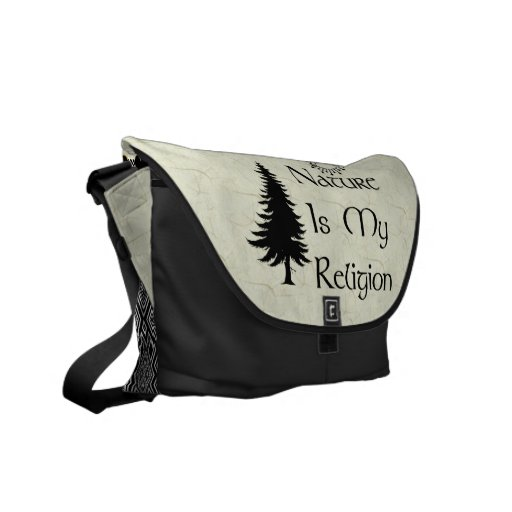 Natural Religion Courier Bag