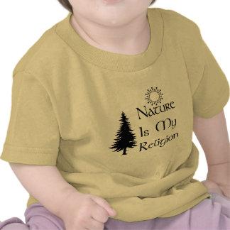 Natural Religion T-shirts