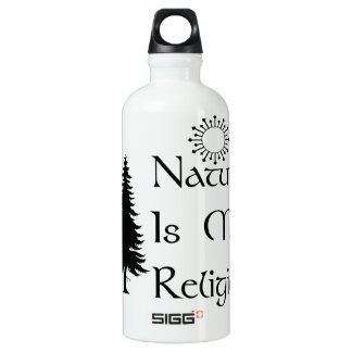 Natural Religion Water Bottle