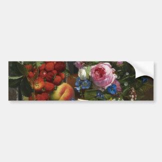 Natural remuneration bumper sticker