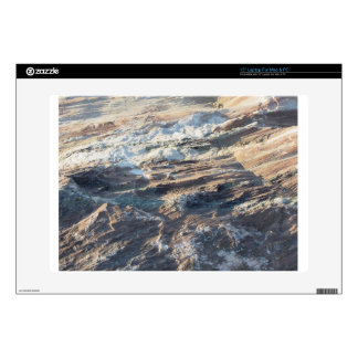 Natural rock texture and surface background laptop decal