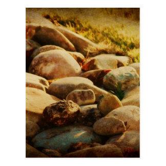 Natural Rocks Postcards